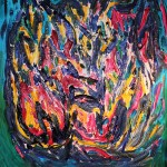 Abstract in Bold Strokes