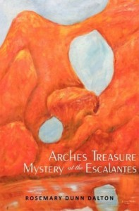 Arches Treasure/Mystery at the Escalantes Cover