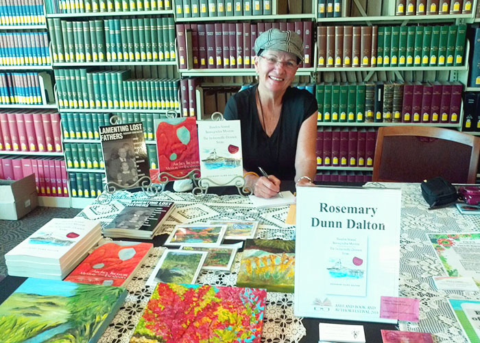Rosemary Dunn Dalton Book Signing